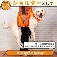 画像4: 中・大型犬用 オールケアハーネス 8〜10号